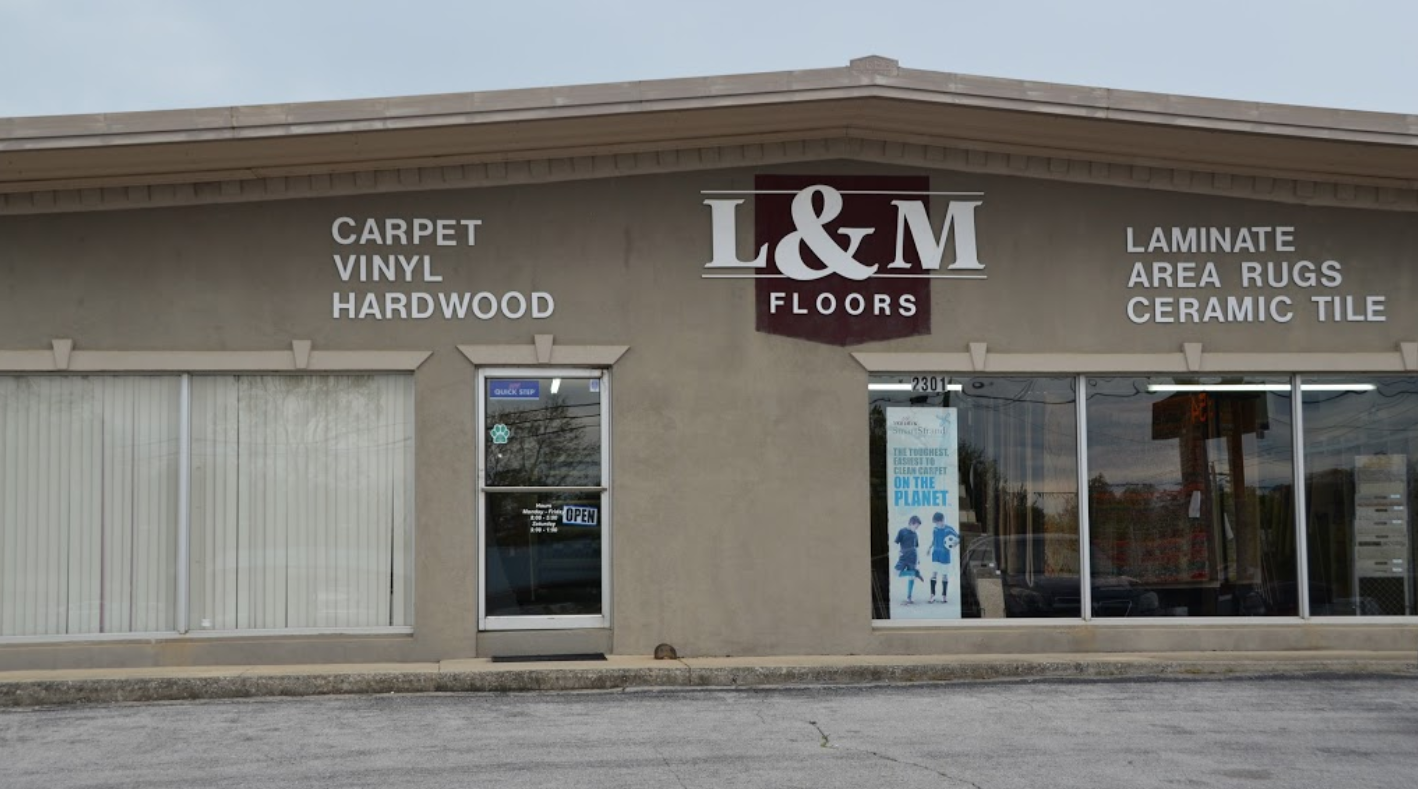 L&M Floors - 2301 Smithville Hwy McMinnville, TN 37110