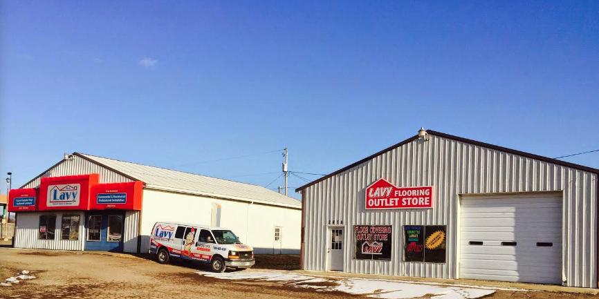 Lavy's Carpet Sales & Service - 2874 Maysville Pike, Zanesville, OH 43701