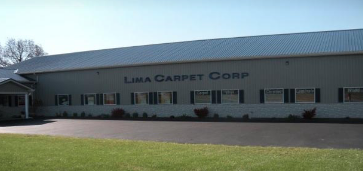 Lima Carpet Corporation store front