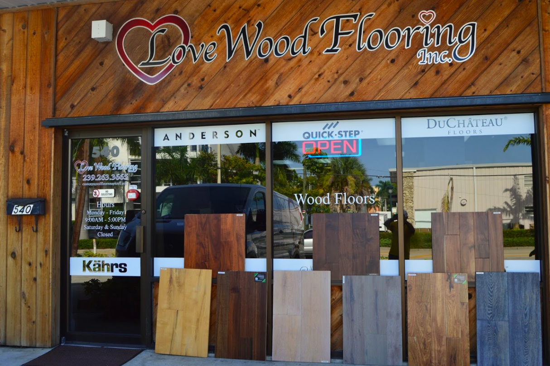 Love Wood Flooring - 540 10th St N, Naples, FL 34102