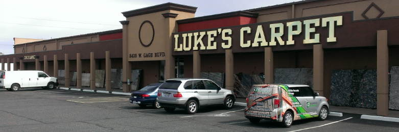 Luke's Carpet and Design Center - 8438 W Gage Blvd, Kennewick, WA 99336