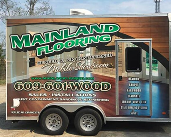 Mainland Flooring - 825 Mill Rd, Pleasantville, NJ 08232