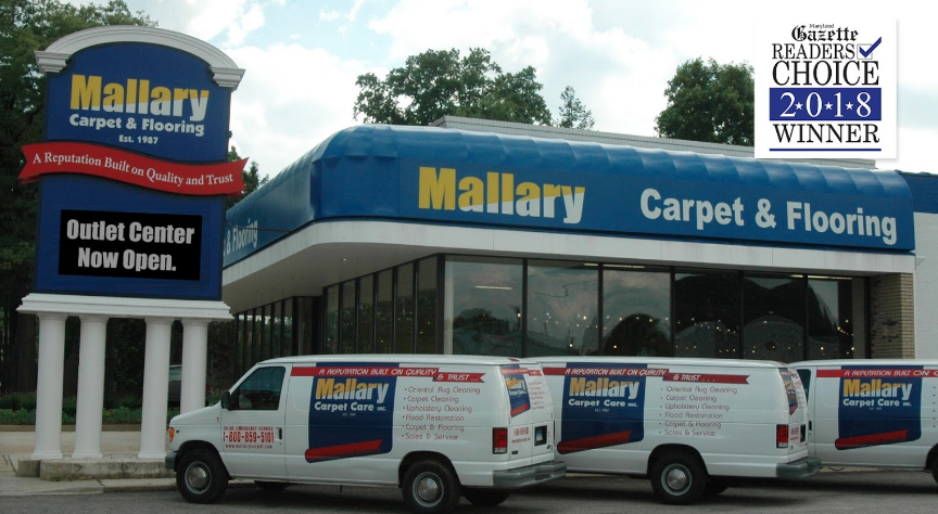 Mallary Carpet & Flooring - 406 Crain Hwy N, Glen Burnie, MD 21061