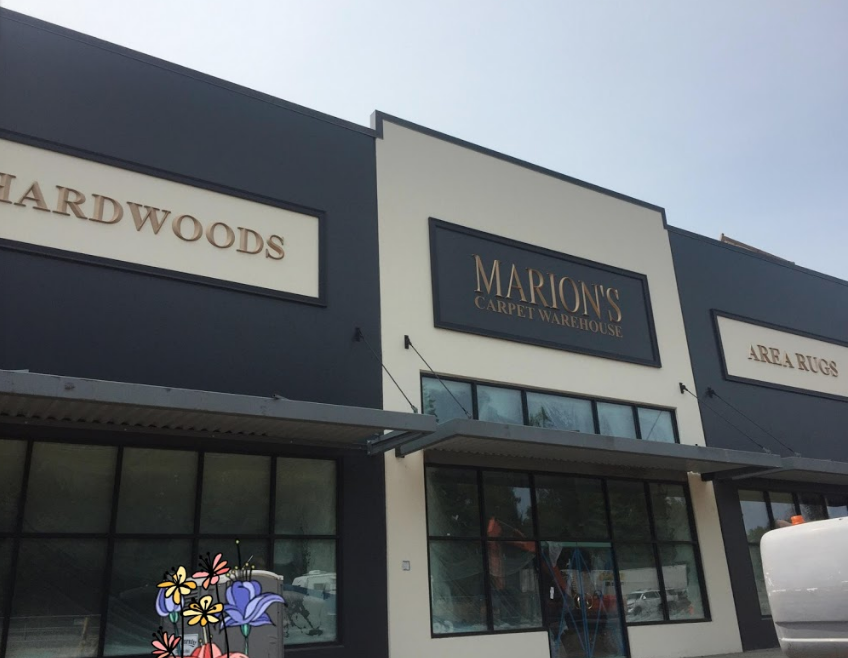 Marion's Carpet Warehouse - 28819 SW Boones Ferry Rd, Wilsonville, OR 97070