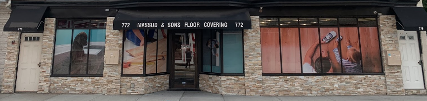 Massud & Sons store front