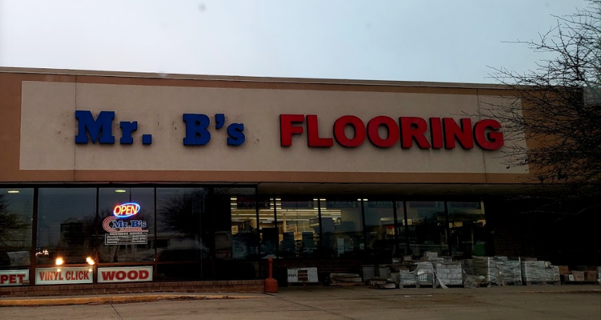 Mr B's Flooring - 1014 11th Ave SW, Spencer, IA 51301