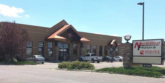 Northwest Floors - 2760 Gabel Rd, Billings, MT 59102