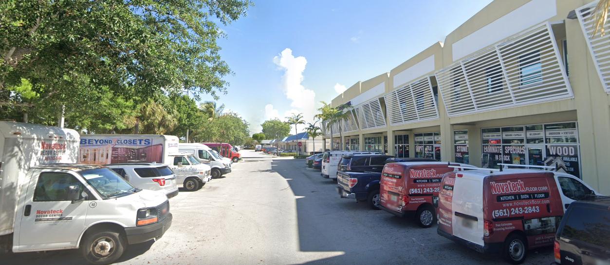 Novateck Floor Corp - 1405 N Congress Ave #7, Delray Beach, FL 33445