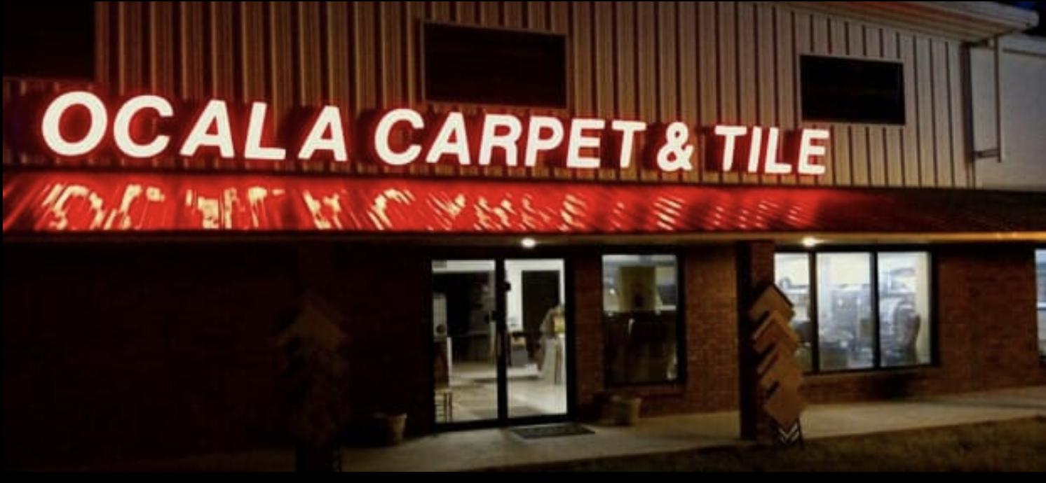 Ocala Carpet & Tile - 3920 S Pine Ave Ocala, FL 34480