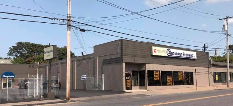 Onondaga Flooring store front