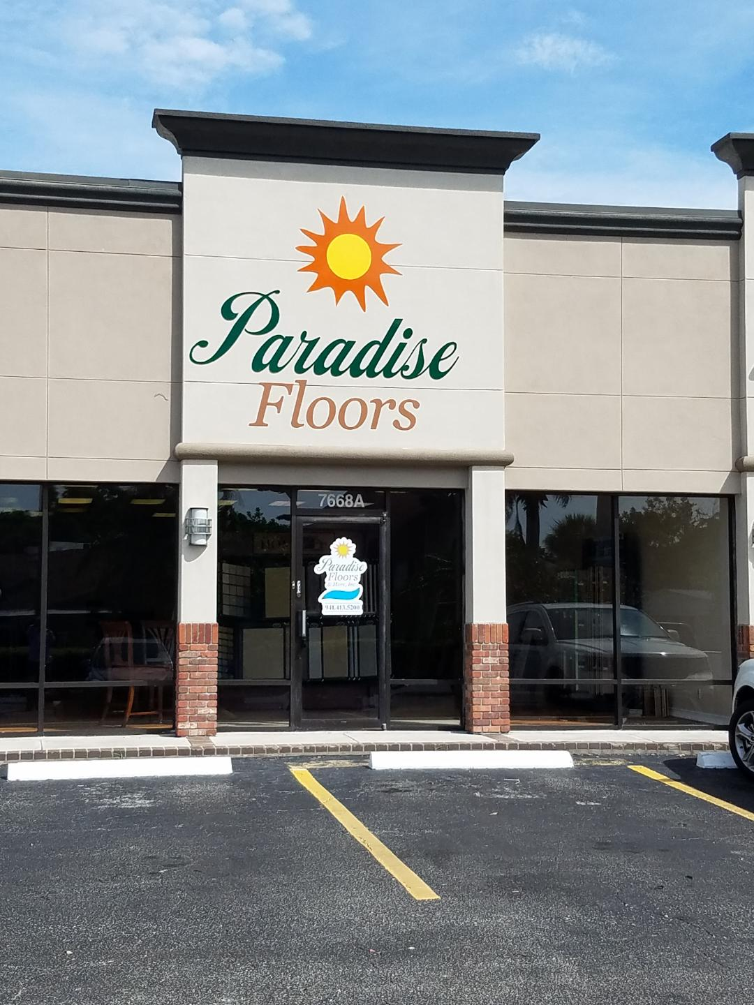 Paradise Floors & More Inc - 7668a S Tamiami Trail, Sarasota, FL 34231