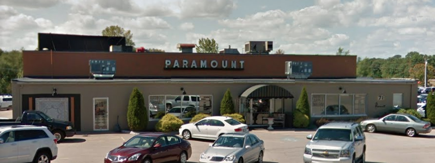Paramount Rug  store front
