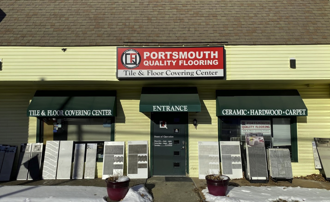 Portsmouth Quality Flooring - 2040 Lafayette Rd, Portsmouth, NH 03801
