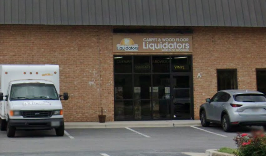 Carpet & Wood Floor Liquidators - 823 Hammonds Ferry Rd, Linthicum Heights, MD 21090
