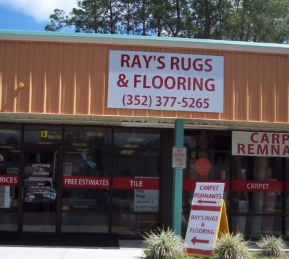 Ray's Rugs - 125 NW 23rd Ave, Gainesville, FL 32609
