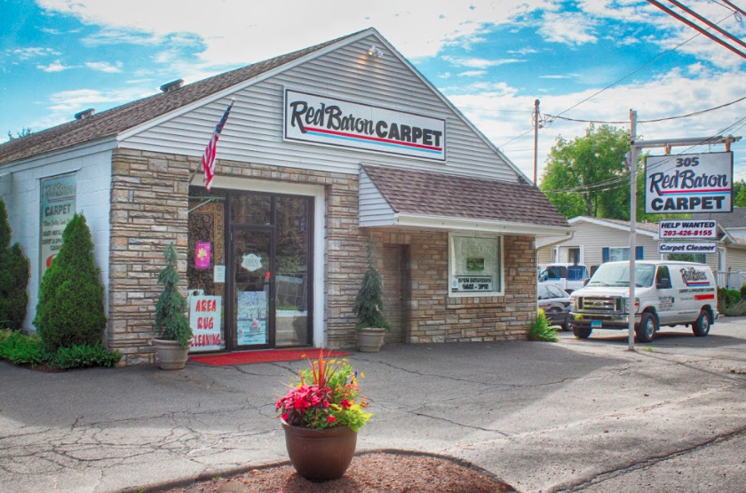 Red Baron Carpet Cleaning LLC - 305 S Main St, Newtown, CT 06470