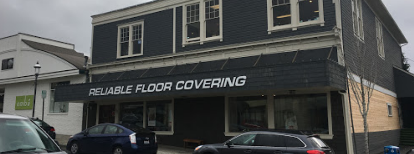 Reliable Floor Coverings - 542 Main St, Edmonds, WA 98020