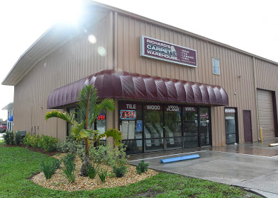 Richards Carpet Warehouse - 105 Corporation Way, Venice, FL 34285