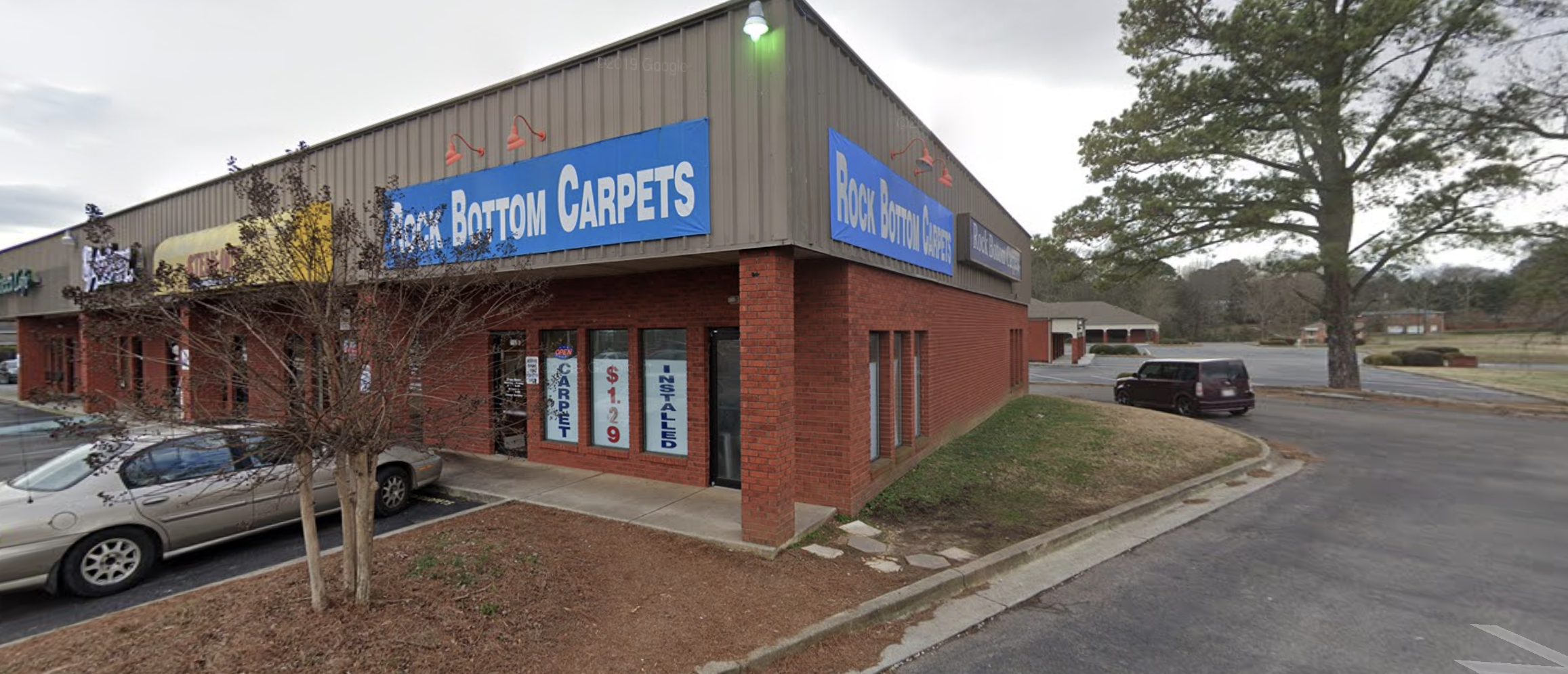 Rock Bottom Carpets - 1000 Beltline Rd SW, Decatur, AL 35601