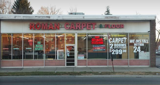 Roman Floors & Remodeling - 25353 W Seven Mile Rd, Redford Charter Township, MI 48240