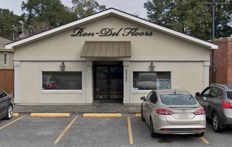 Ron-Del Flooring Services Inc. - 8341 Jefferson Hwy, Harahan, LA 70123