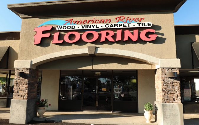 American River Flooring & Painting store front