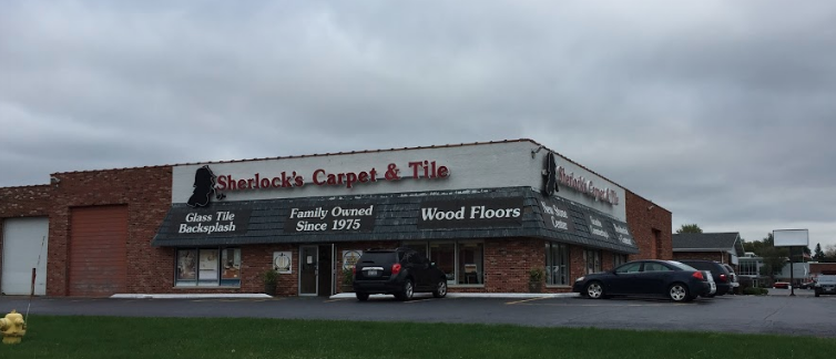 Sherlock's Carpet & Tile - 7110 W 157th St, Orland Park, IL 60462