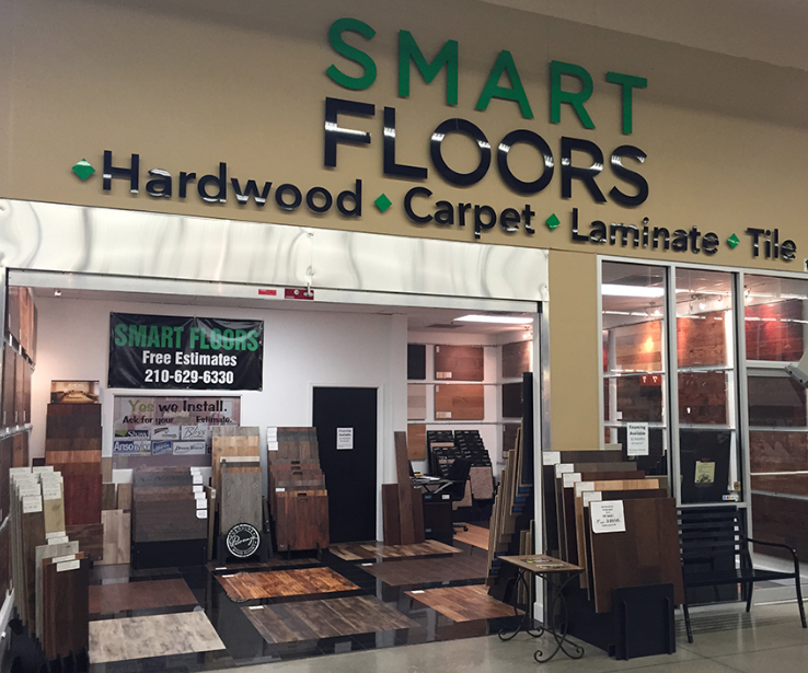 Smart Floors - 20935 U.S. Hwy 281 N, San Antonio, TX 78259