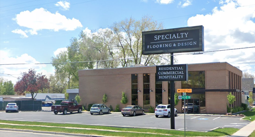 Specialty Carpet Showroom store front