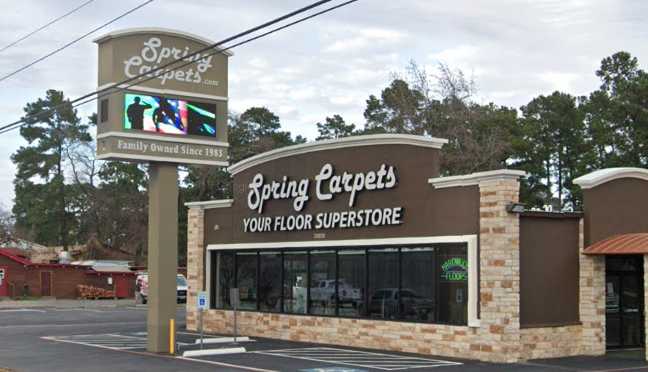 Spring Carpets - 30020 Tomball Pkwy Tomball, TX 77375