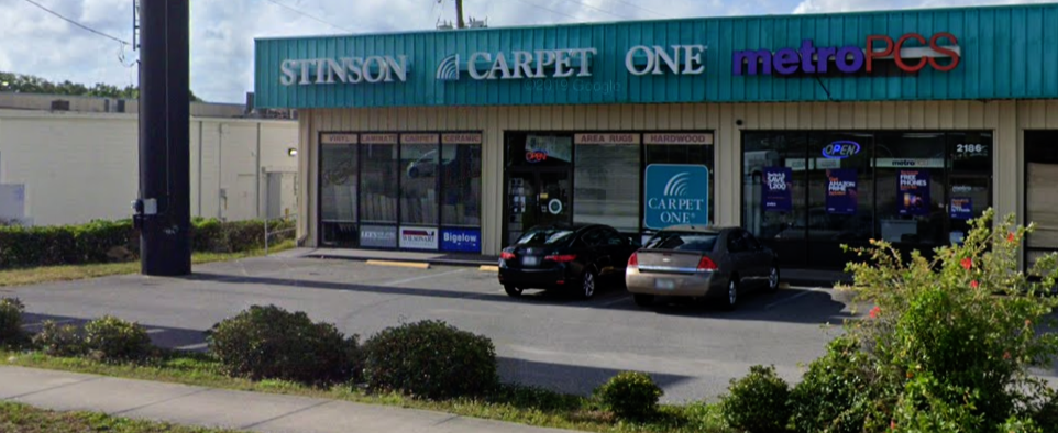 Stinson Carpet One Floor And Home - 2188 E Semoran Blvd Apopka, FL 32703