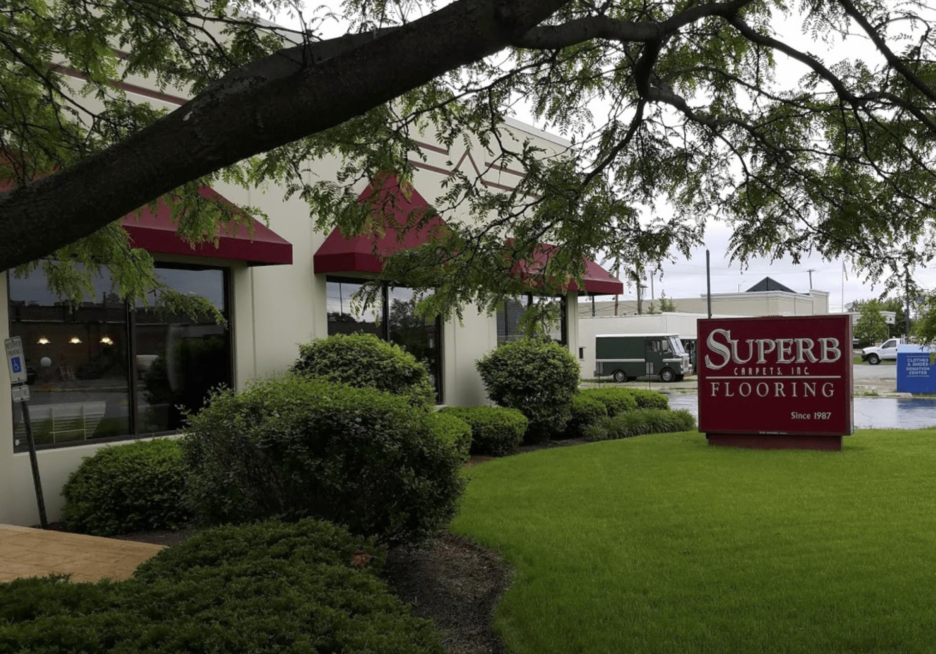 Superb Carpets, Inc. - 2010 N Gary Ave, Wheaton, IL 60187