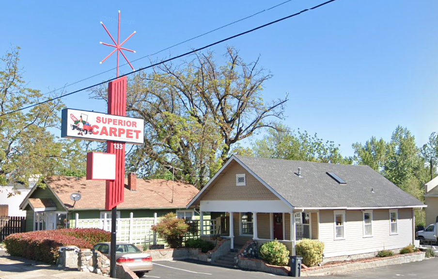 Superior Carpet Service Inc - 133 S Main St Phoenix, OR 97535