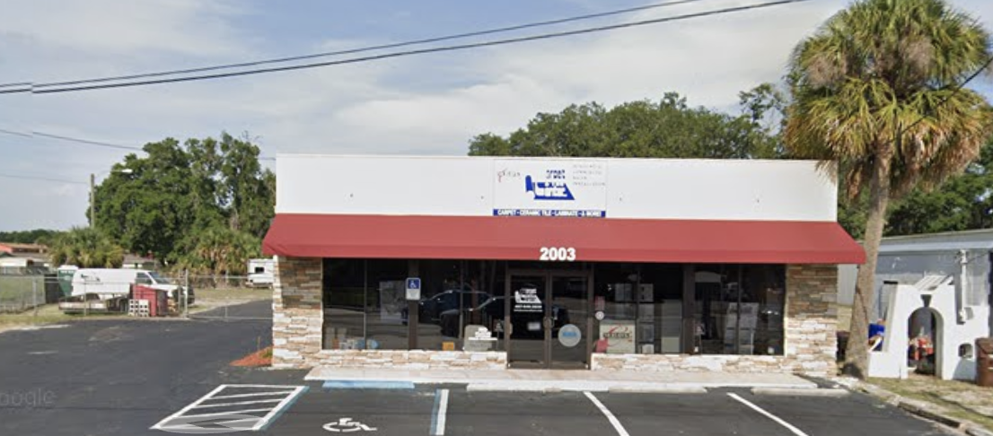 The Carpet And Tile Center Inc - 2003 N Main St, Kissimmee, FL 34744