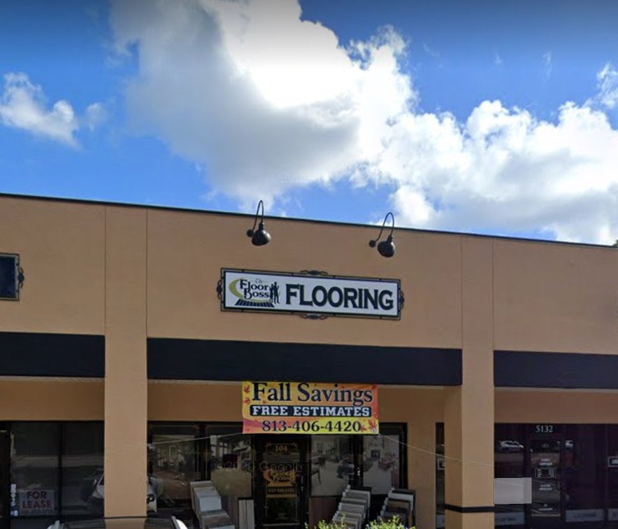 The Floor Boss - 5110 Land O' Lakes Blvd, Land O' Lakes, FL 34639