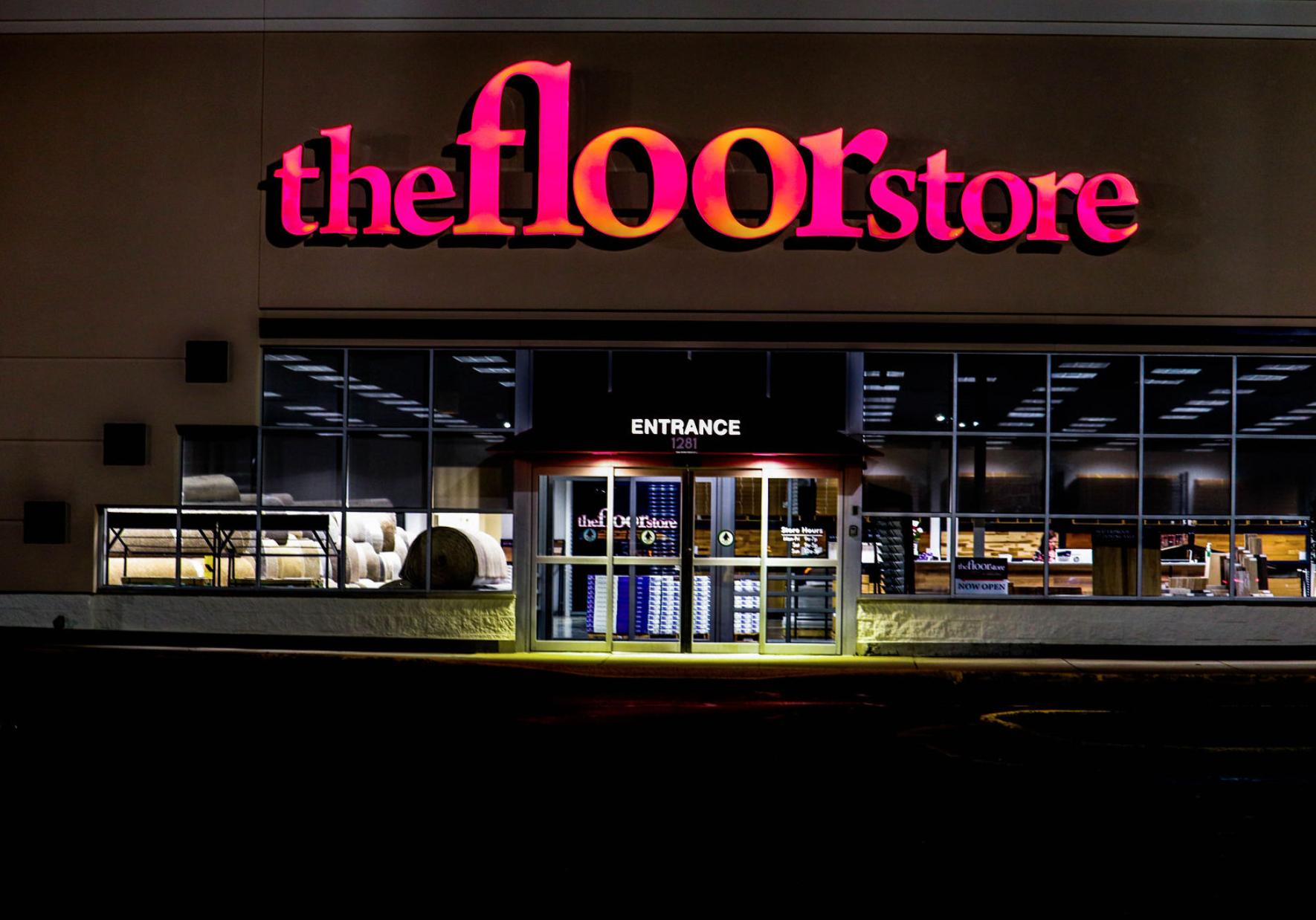 The Floor Store - 1281 Carmia Way, Richmond, VA 23235