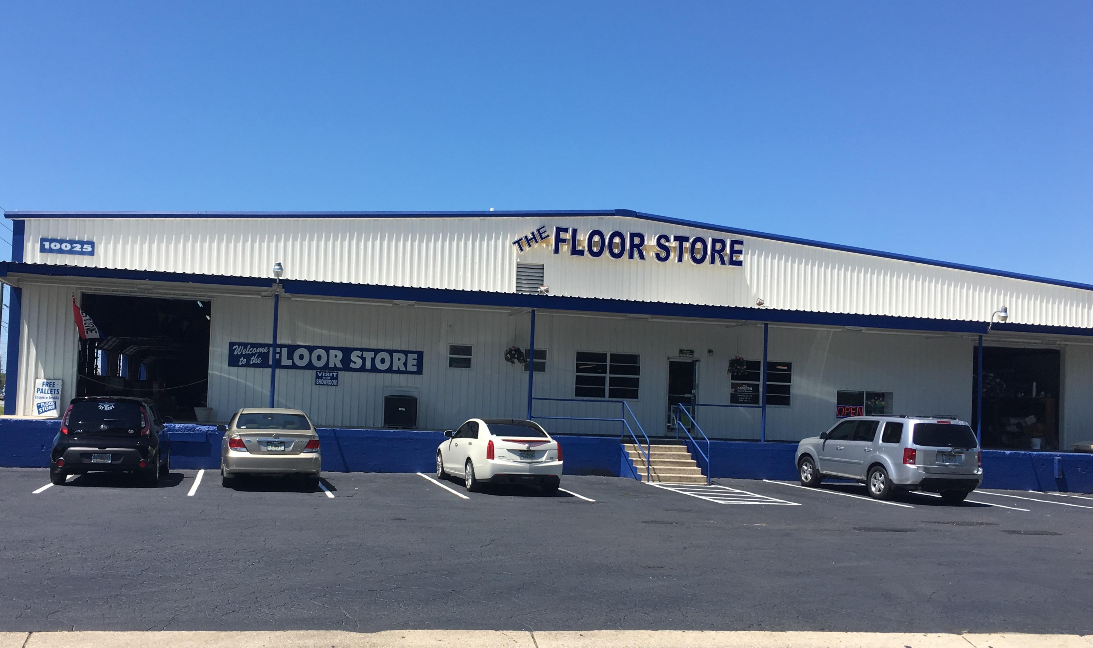 THE FLOOR STORE - 10025 Ulmerton Rd, Largo, FL 33771