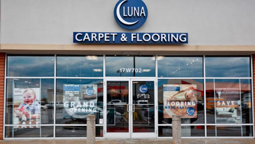 Luna Flooring Galleries - 17W432 22nd St, Oakbrook Terrace, IL 60181