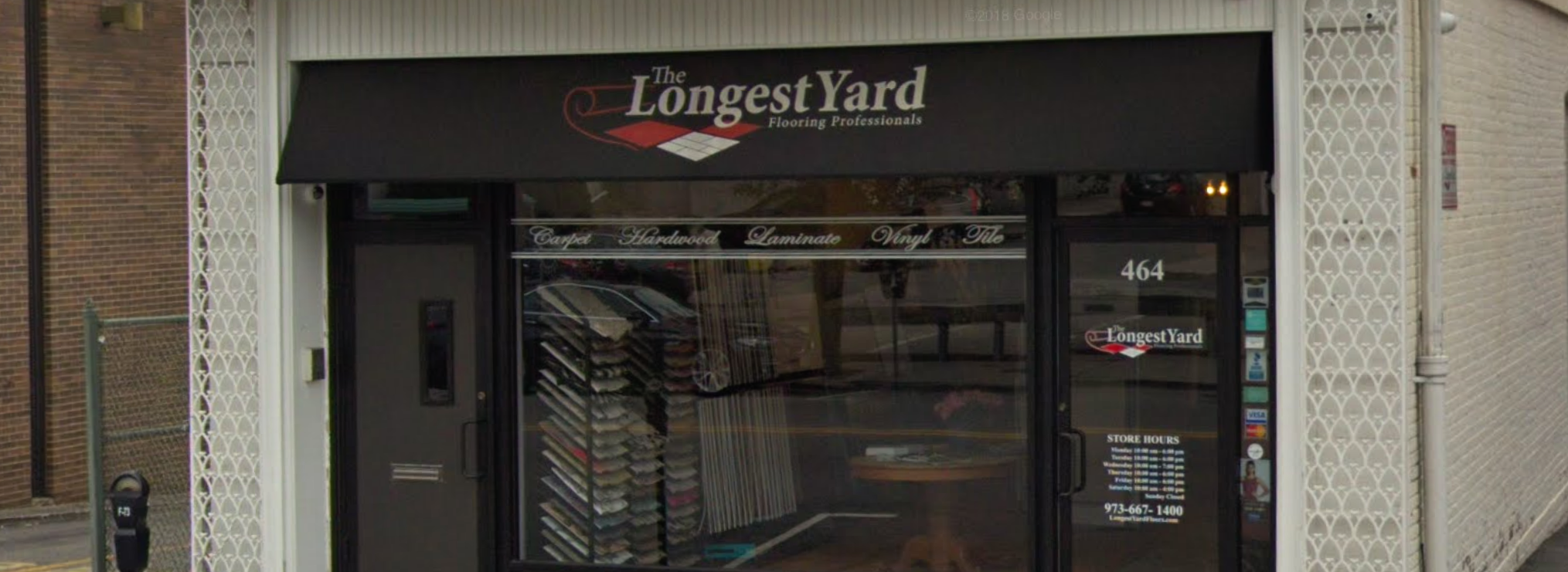 The Longest Yard - 464 Franklin Ave, Nutley, NJ 07110