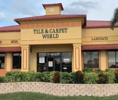 Tile And Carpet World - 4820 Tamiami Trail, Port Charlotte, FL 33980