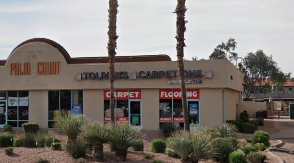 Toliver's Carpet One - 275 W Warner Rd, Chandler, AZ 85225