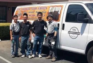 Total Hardwood Flooring - 862 N 10th St, San Jose, CA 95112