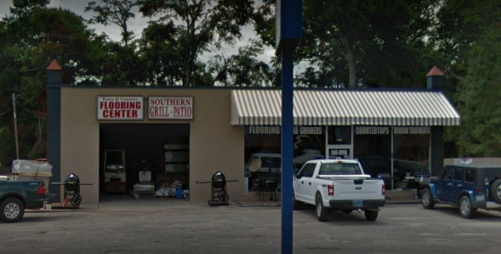 Town & Country Flooring Center - 600 N 3 Notch St, Troy, AL 36081