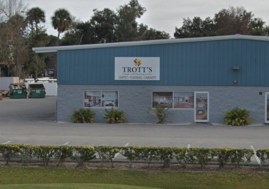 Trott's Carpet Incorporated - 1725 S Nova Rd, South Daytona, FL 32119