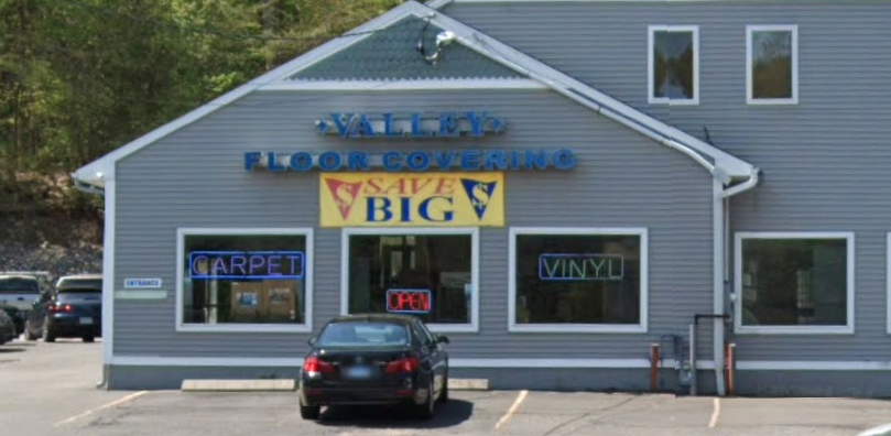 Valley Floor Covering store front