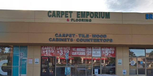 Carpet Emporium & Flooring - 210 Dupont St, Corona, CA 92879