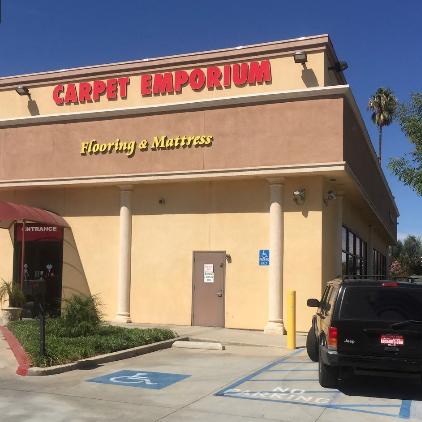 Carpet Emporium & Flooring - 24497 Sunnymead Boulevard, Moreno Valley, CA 92553