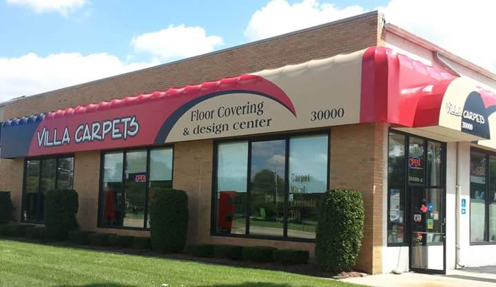 Villa Carpets - 30000 Ryan Rd, Warren, MI 48092