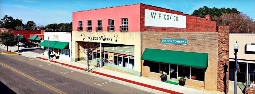 W.F. Cox Company, Inc. - 3959 Main St Loris, SC 29569