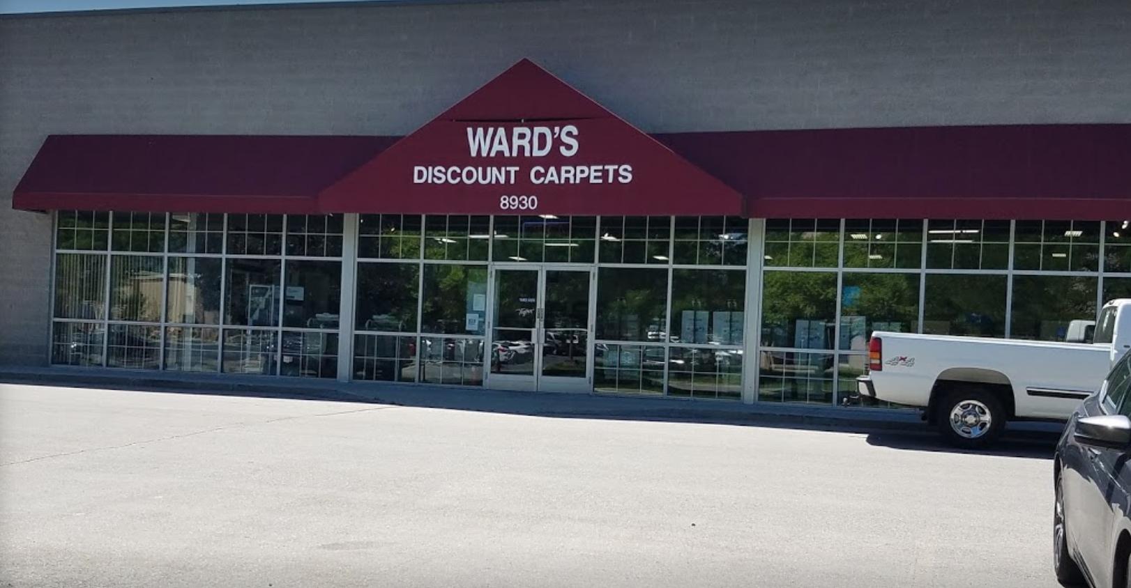 Wards Discount Carpet & Vinyl - 8930 Sandy Pkwy, Sandy, UT 84070